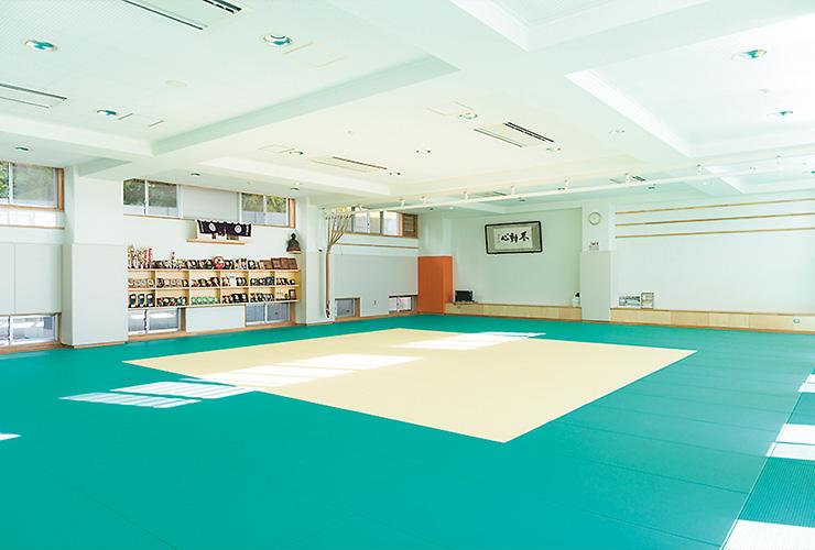 写真 柔道場(武道館)