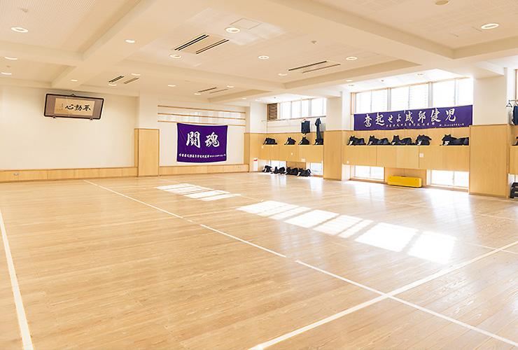 写真 剣道場(武道館)