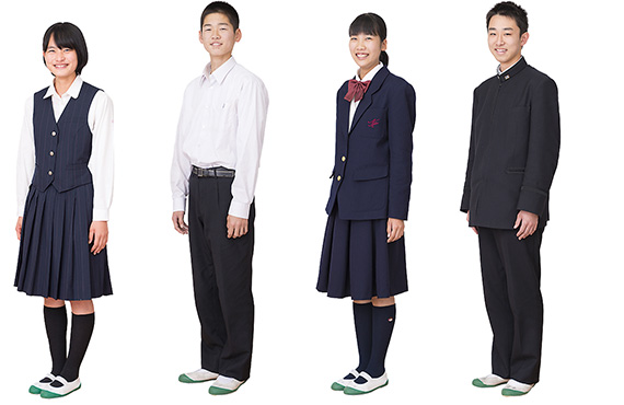 イメージ画像 高校制服
